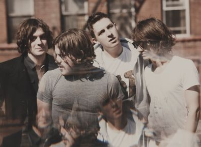 Arctic Monkeys, foto EMI