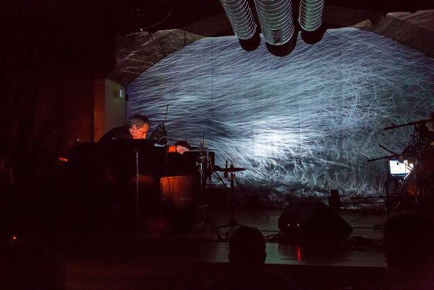 Octový syndrom, 2014, Expozice nové hudby, Tomáš Hrůza