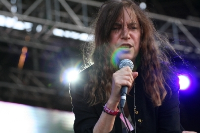 Patti Smith, Pohoda 09, foto Filip Drábek