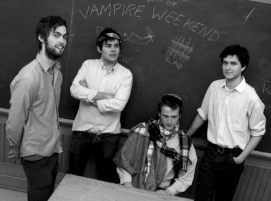 Vampire Weekend, foto Esther White