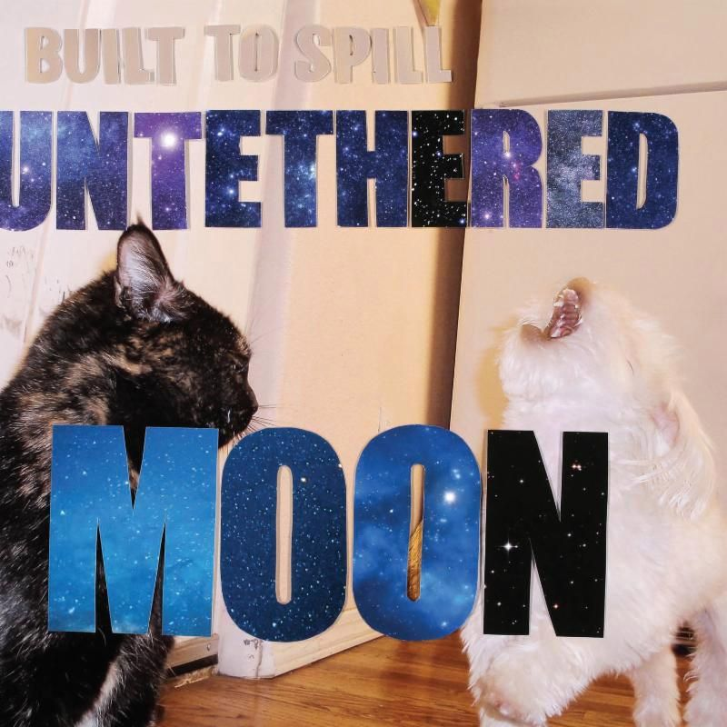 Built to Spill – Untethered Moon