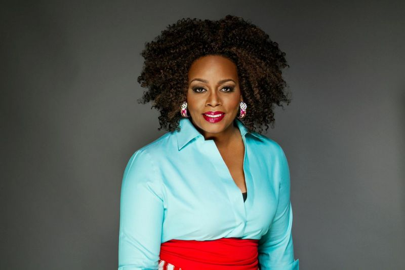 Dianne Reeves, foto Jerris Madison