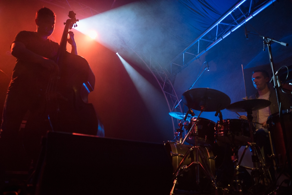 GoGo Penguin, Olomouc – Jazz Tibet Club, 18. 11. 15
