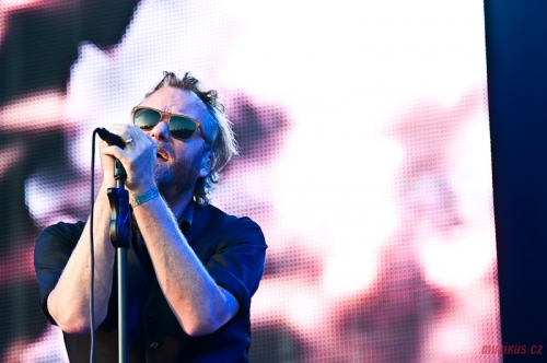 The National, Colours of Ostrava