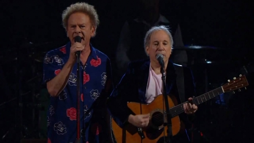 Simon and Garfunkel - The Sound Of Silence
