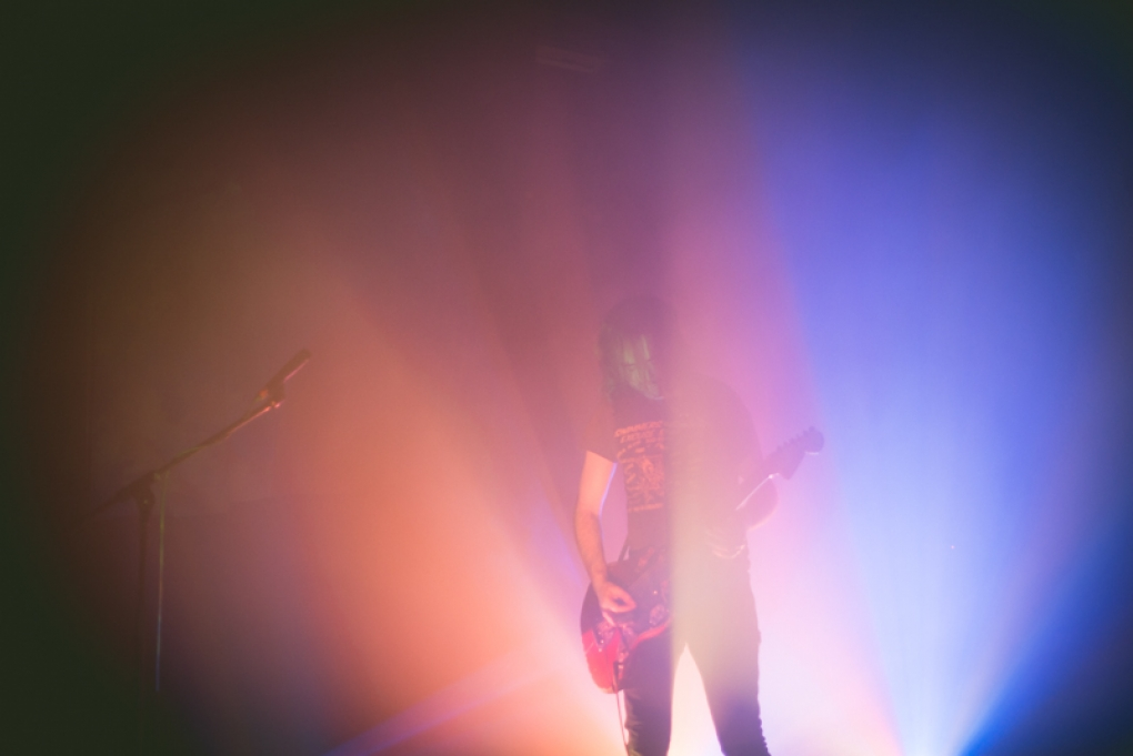 A Place To Bury Strangers, Praha – MeetFactory, 16. 11. 15