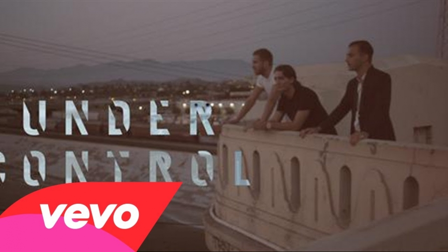 Calvin Harris & Alesso ft.Hurts - Under Control