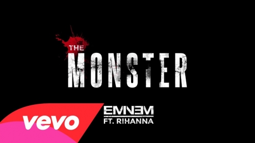 Eminem feat.Rihanna - The Monster