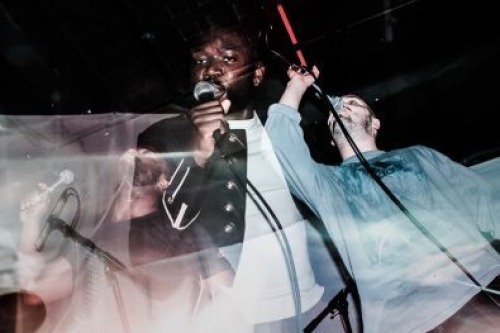 Young Fathers, Brno, 9. 5. 13
