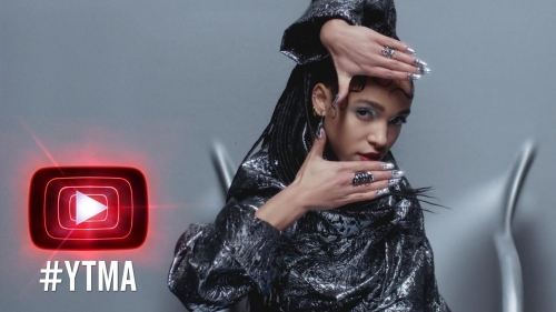 FKA twigs – Glass & Patron