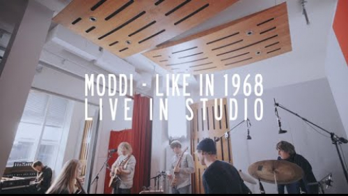 Moddi – Like in 1968