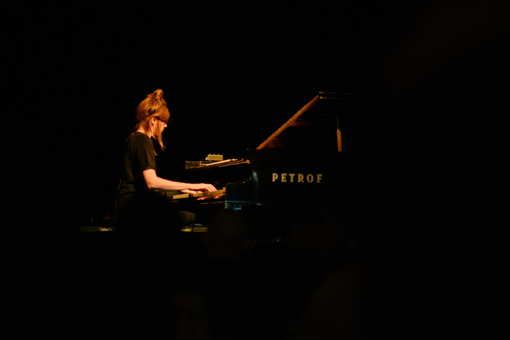 Poppy Ackroyd, Olomouc – Jazz Tibet Club, 21. 10. 15
