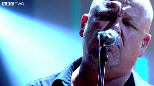 Pixies - Wave of Mutilation (živě v Later With...Jools Holland)