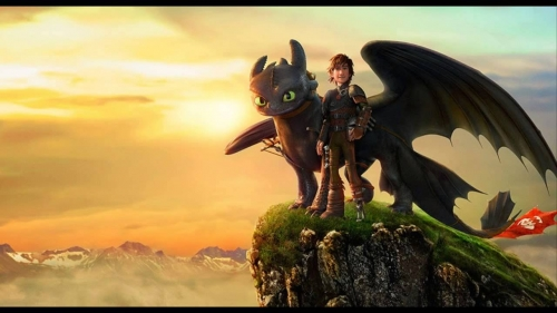Jónsi – Where No One Goes (How to Train Your Dragon 2 O.S.T.)