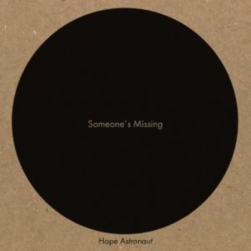 Hope Astronaut - Someone's Missing (big)